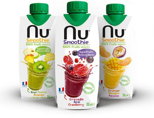 SMOOTHIE NU 100% FRUIT 100% FRANCAIS